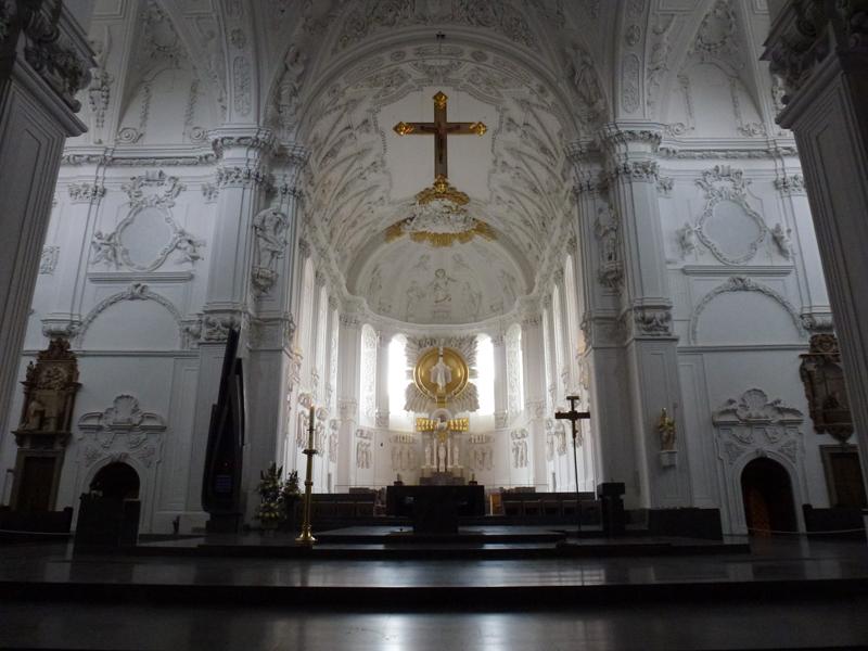 Dom in Würzburg