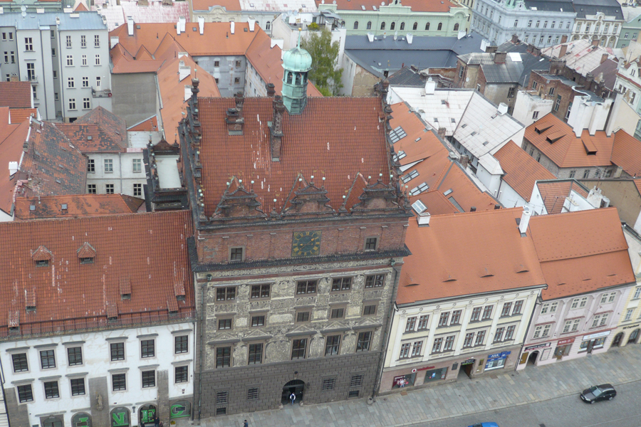 9 Rathaus Pilsen